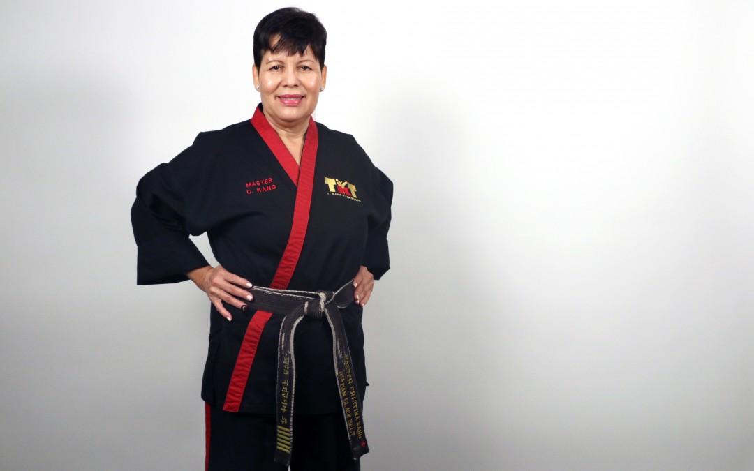 Master Cristina Kang