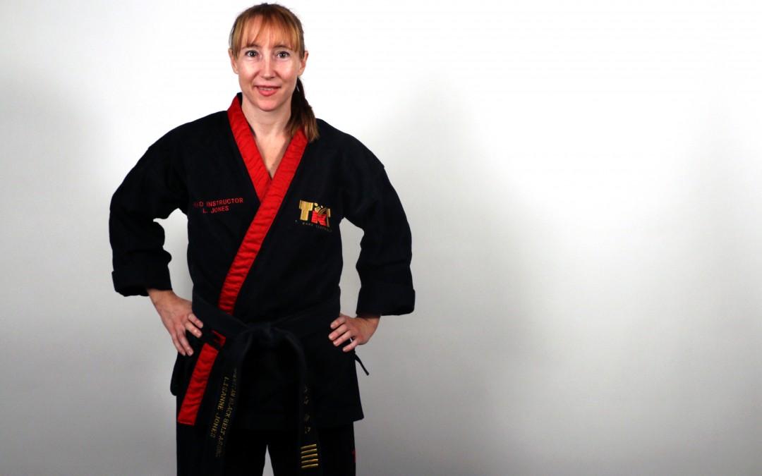 Master Lisanne Jones-Sobers