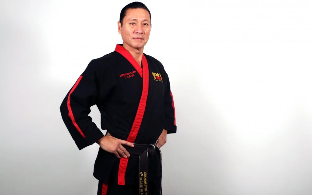Grandmaster Tae Sun Kang